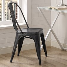 Contemporary Metal Side Chair