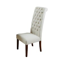 Lakeland Tall Tufted Upholstered Dining Chair (Set of 2)