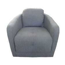Concordia Swivel Club Chair