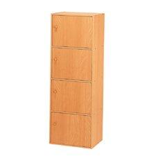 4 Door Storage Cabinet