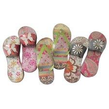 Summer Sandals Wall Décor