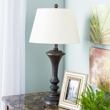 "29"" H Table Lamp with Empire Shade (Set of 2)"