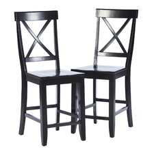 "Delano 23.25"" Bar Stool (Set of 2)"