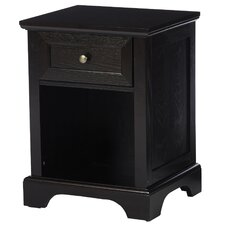 Black Side Table