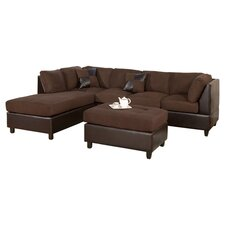 Corporate Left Hand Facing Sectional
