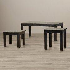 Bartlett 3 Piece Coffee Table Set