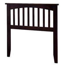 Chickering Wood Headboard