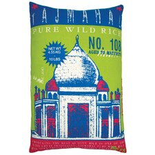 Rice Cotton Lumbar Pillow