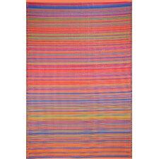 Melange Striped Mat
