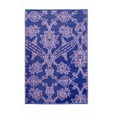 Fuchsia Flower Mat