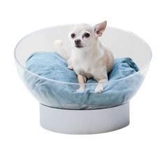 Acrylic Round Dog Bed