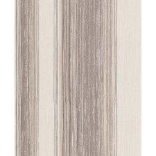 "Element 33' x 20"" Stripes Wallpaper"