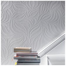 """Eden 33' x 20.5"""" Embossed Wallpaper"""
