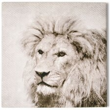 Spring 2015 Roar Photographic Print on Wrapped Canvas