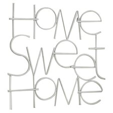 Sweet Home Wall Decor