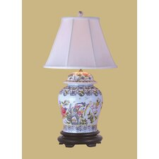 """29"""" H Jar Table Lamp with Empire Shade"""