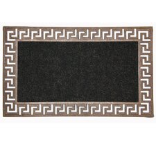 New Generation Greek Key Doormat