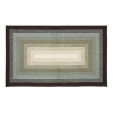 Concentric Tones Doormat