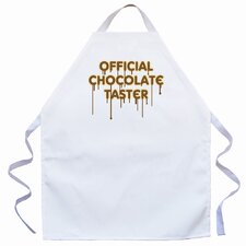 Chocolate Taster Apron in Natural