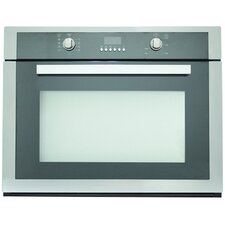 "Cosmo 30"" Electric Single Wall Oven in Black"