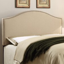 Nailhead Upholstered Headboard