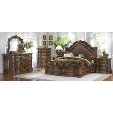 San Mateo Panel Customizable Bedroom Set