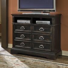 Brookfield 6 Drawer Media Chest
