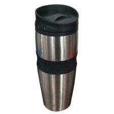 Travel Mug with Push Top