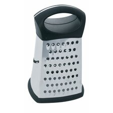 4 Sided Stainless Steel Cheese Grater