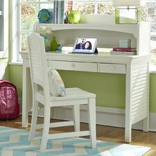 Neopolitan Wrinting Desk with 3 Drawer