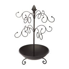 Blossom Boutique Round Jewelry Stand
