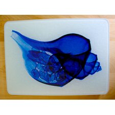 X-ray Designs Tempered Glass Cutting Board