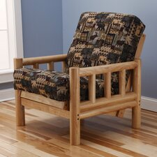 Lodge Peter's Cabin Futon Chair and Mattress