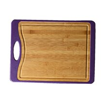 Two Surface Hydrangea Cutting Board