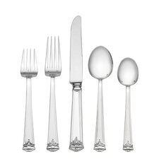 Trianon 66 Piece Dinner Flatware Set