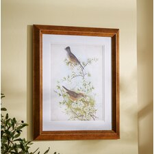 Birdsong II Wall Art