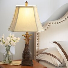 """Loft 21"""" H Table Lamp with Bell Shade"""