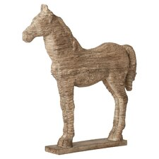Horse Table Decor Statue