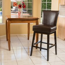 "Carole 30.75"" Swivel Bar Stool"