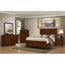 Panel Customizable Bedroom Set by Simmons Casegoods