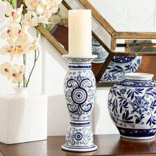 Anson Ceramic Candlestick