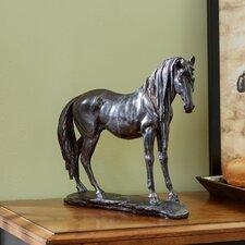 Hanoverian Horse Figurine
