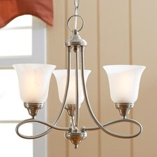 Rouville 3 Light Chandelier