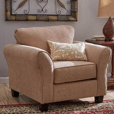 Franklin Lounge Chair by Serta Upholstery