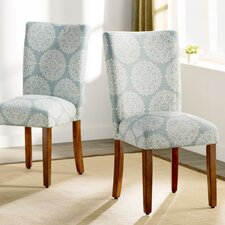 Braeburn Parsons Chair (Set of 2)