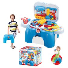 My First Portable Play and Carry Doctor Play Set