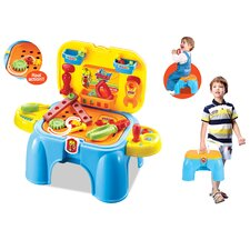 My First Portable Play and Carry Tools Play Set