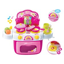 My First Portable Kitchen Play Set