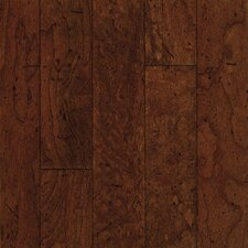 "5"" Engineered Cherry Hardwood Flooring in Amber Glow"