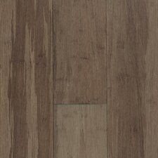 "Expressions 5-1/4"" Solid Bamboo Hardwood Flooring in River Rock"